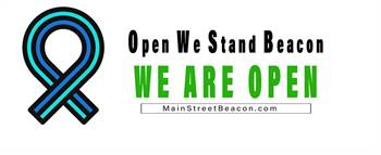OPEN WE STAND BEACON