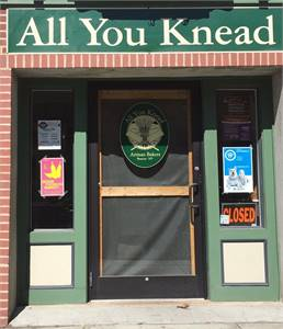 All You Knead Artisan Bakery
