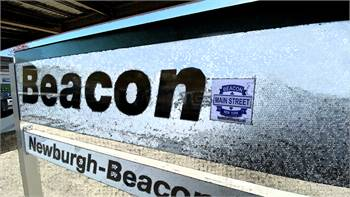 Beacon Train Station Metro North Welcome To Beacon New York